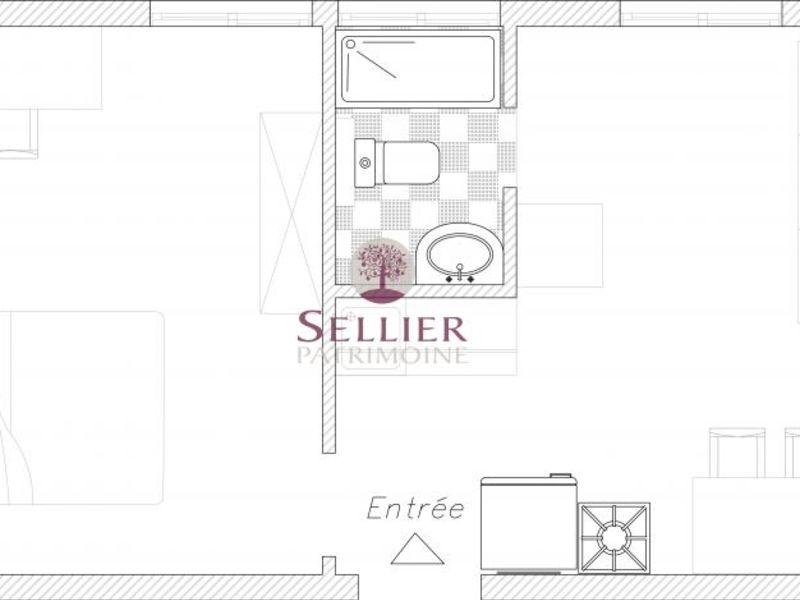 Vendita appartamento Paris 13ème 356000€ - Fotografia 3