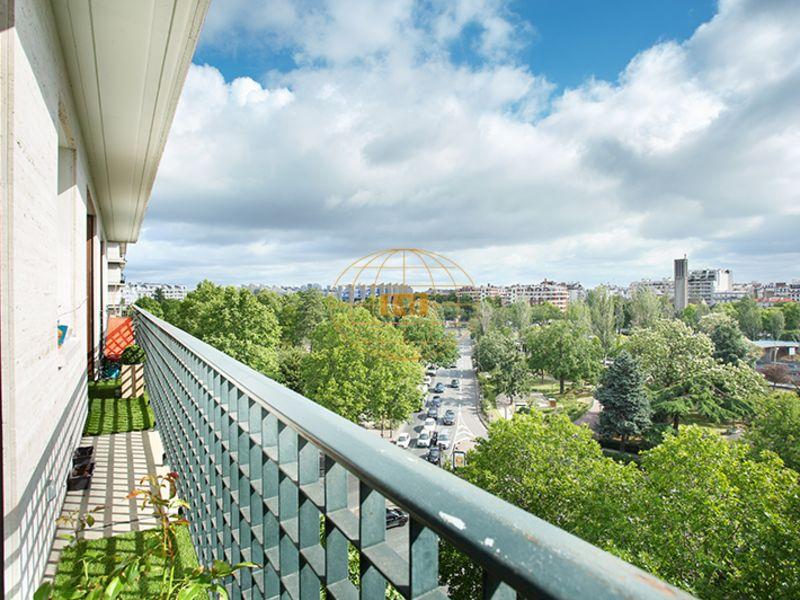 Boulogne - Limite Paris 16