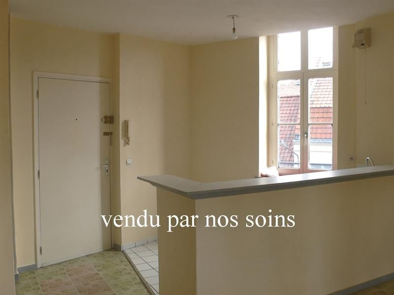 Sale apartment Lille 139 000€ - Picture 1