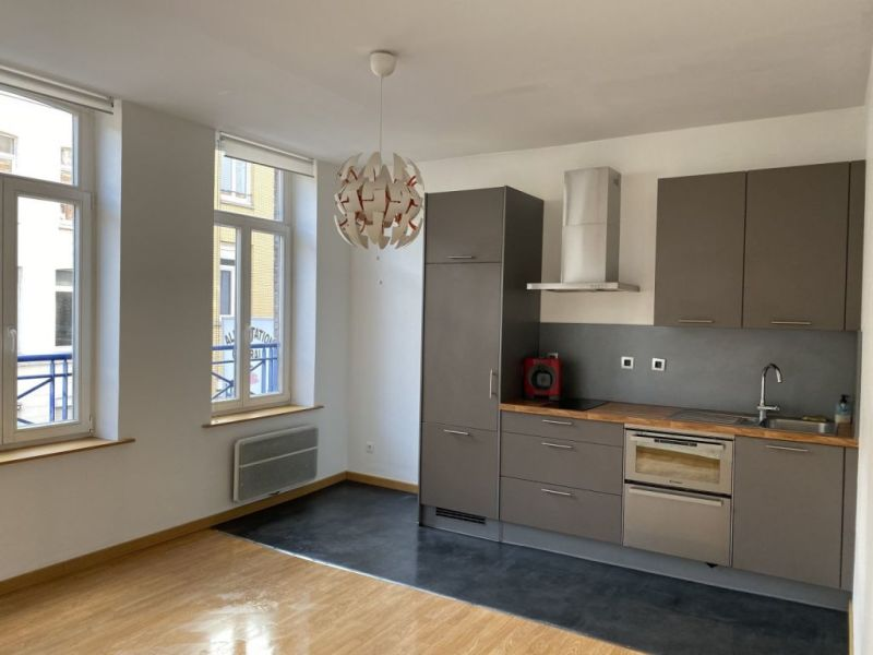 Sale apartment Lille 131500€ - Picture 4