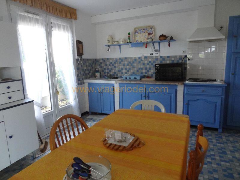 Verkauf auf rentenbasis wohnung Gruissan 115000€ - Fotografie 3