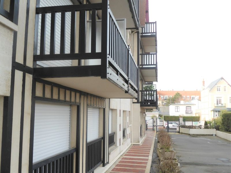 Vente appartement Deauville 122 500€ - Photo 1