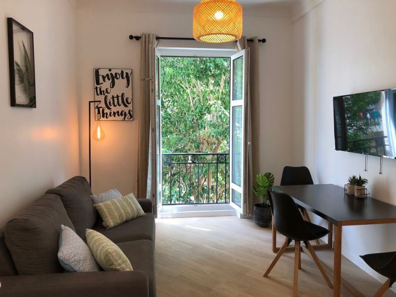 Vente appartement Nice 213000€ - Photo 1