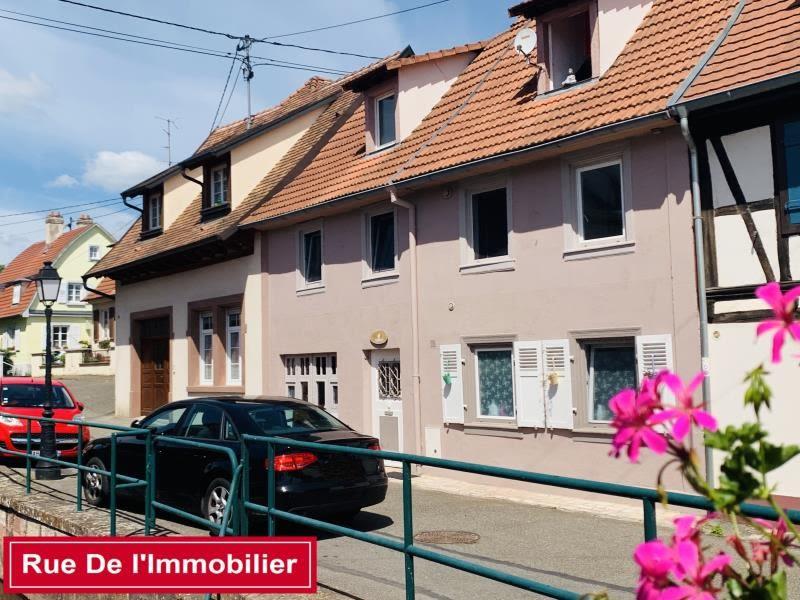 Vente maison / villa Wissembourg 130900€ - Photo 1