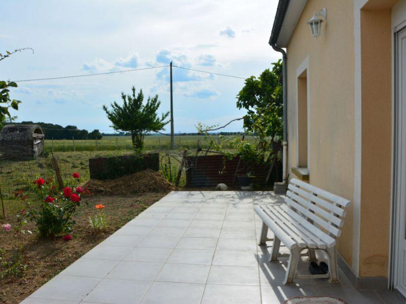Vente maison / villa La chartre sur le loir 159840€ - Photo 11