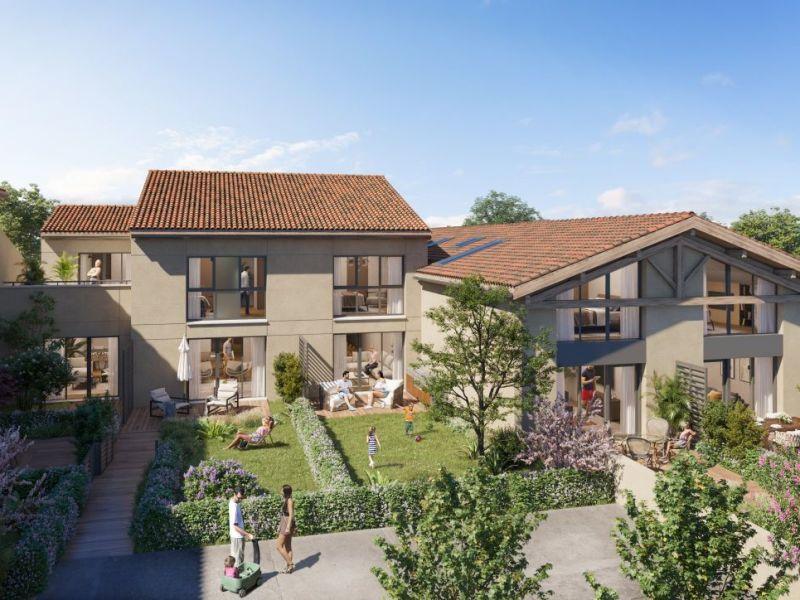 Vendita casa Toulouse 543900€ - Fotografia 2