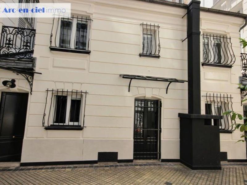 Paris 17 - 3 pièce(s) - 61.21 m2 - Rez de chaussée