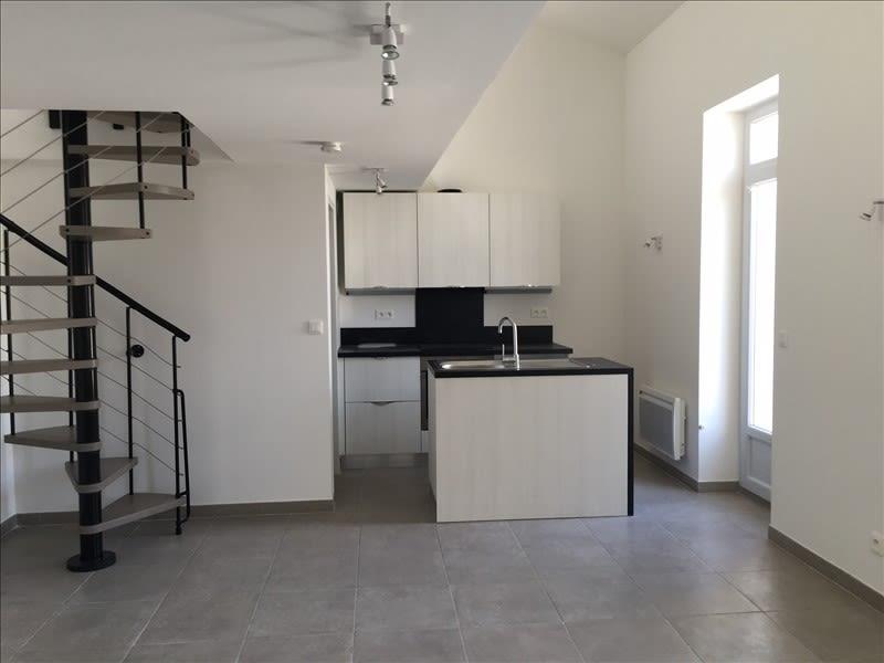 Rental apartment Rognes 774€ CC - Picture 1