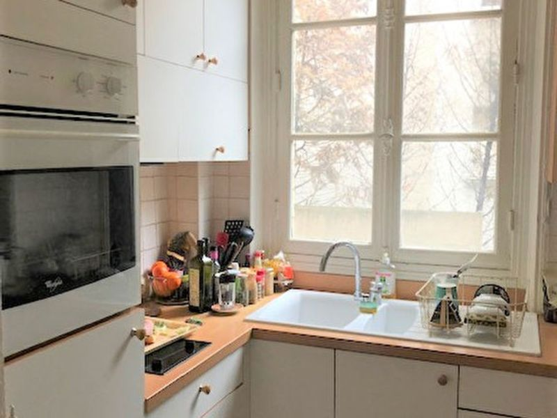 Vente appartement Paris 14ème 525000€ - Photo 5