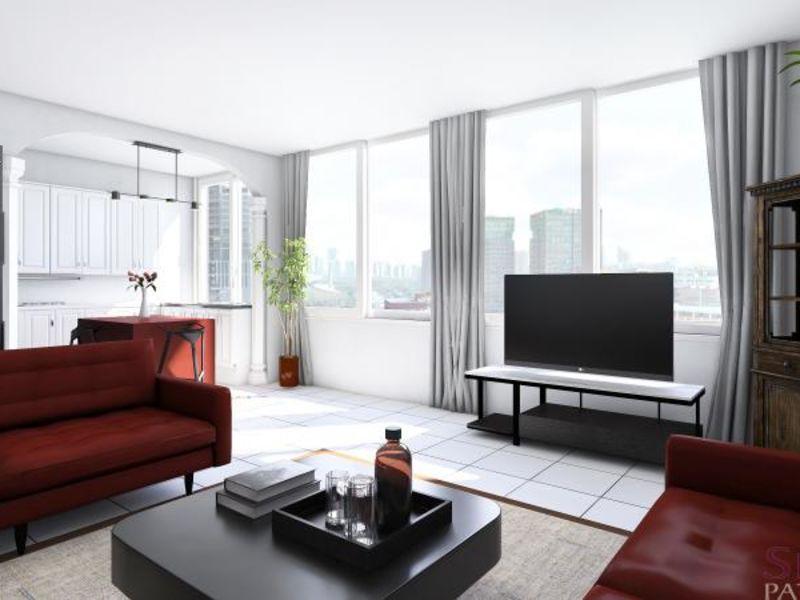 Sale apartment Paris 13ème 590000€ - Picture 2