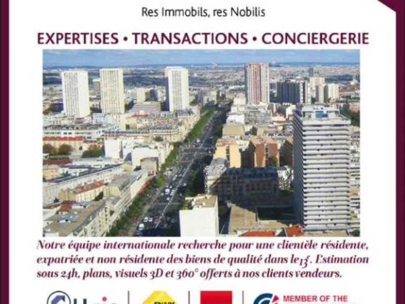 Sale apartment Paris 13ème 590000€ - Picture 8