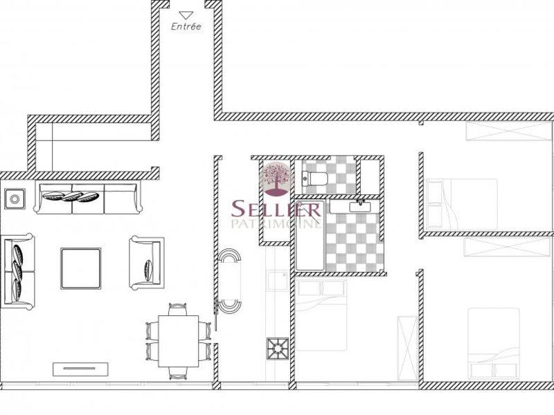 Sale apartment Paris 13ème 590000€ - Picture 9