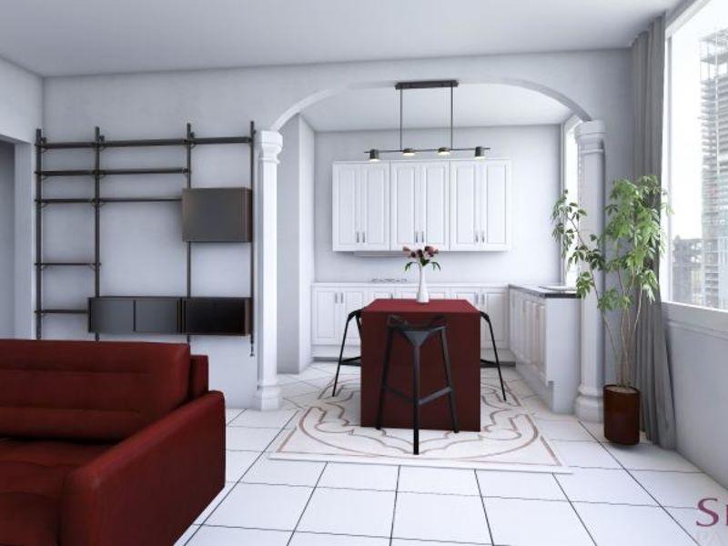 Sale apartment Paris 13ème 590000€ - Picture 12