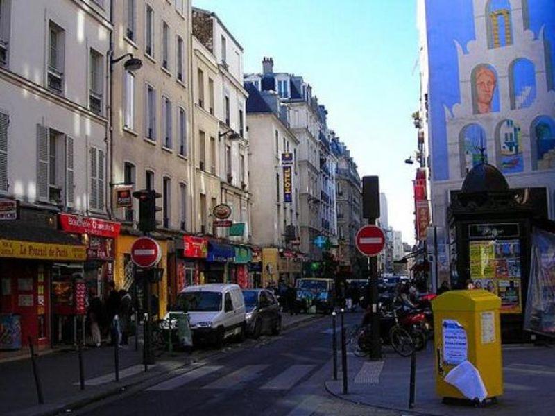 Sale building Paris 14ème 1500000€ - Picture 2