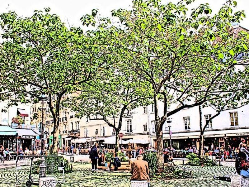 Commercial property sale shop Paris 5ème 1210000€ - Picture 2