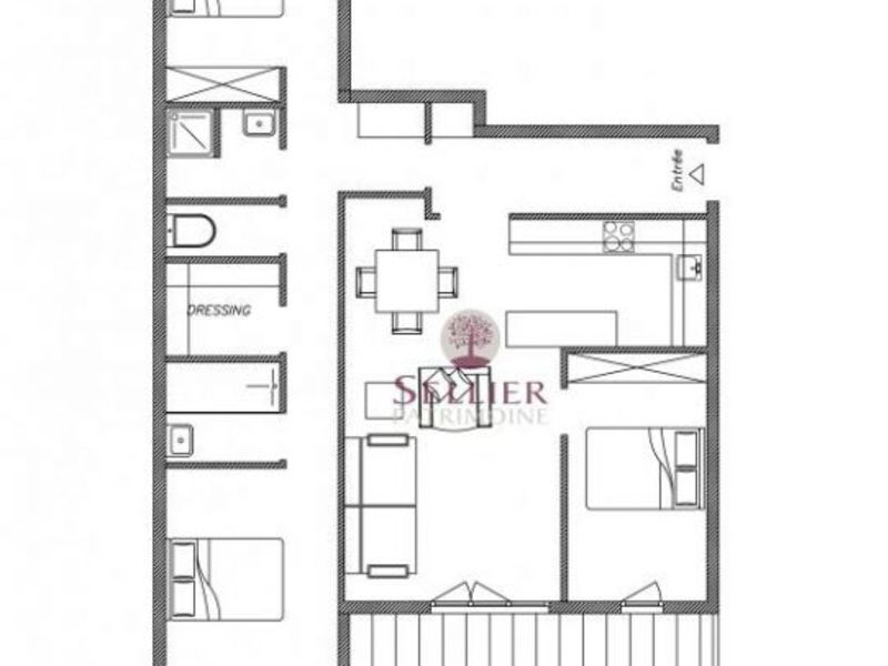 Vendita appartamento Issy les moulineaux 800000€ - Fotografia 2