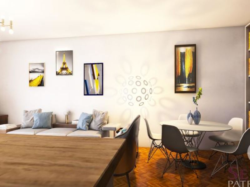 Vendita appartamento Issy les moulineaux 800000€ - Fotografia 4
