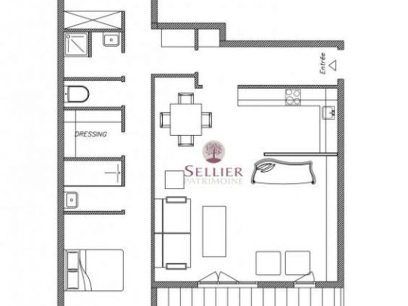 Vendita appartamento Issy les moulineaux 800000€ - Fotografia 12