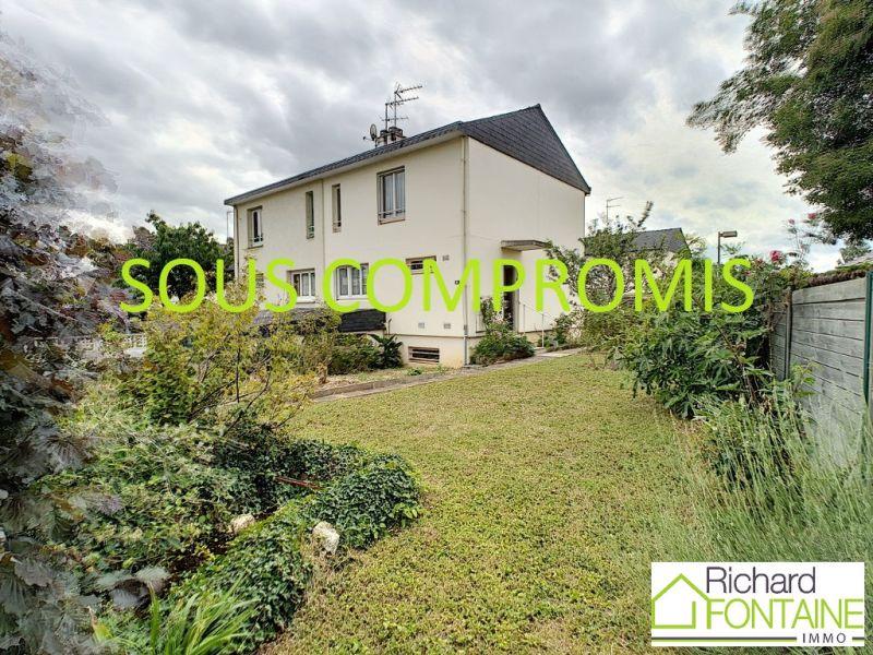 Revenda casa Chartres de bretagne 227700€ - Fotografia 1