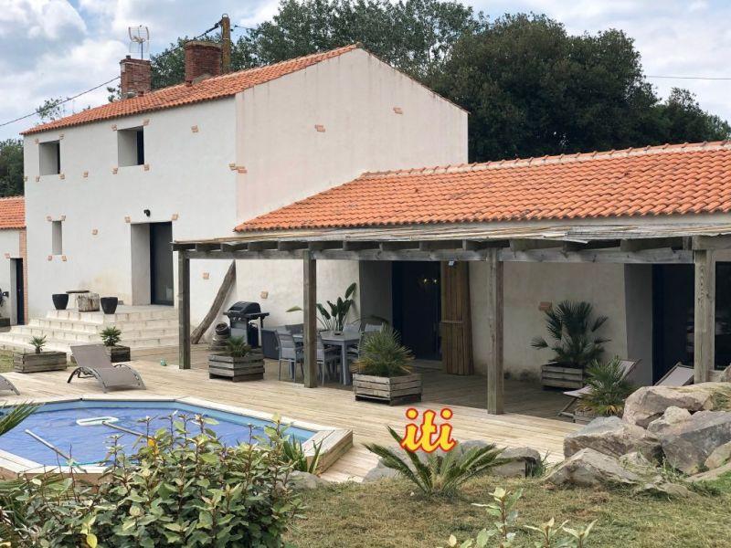 Sale house / villa Talmont st hilaire 525000€ - Picture 3