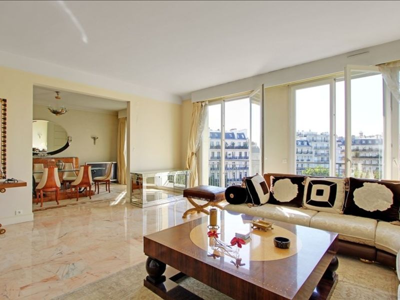 Sale apartment Paris 16ème 1 280 000€ - Picture 2