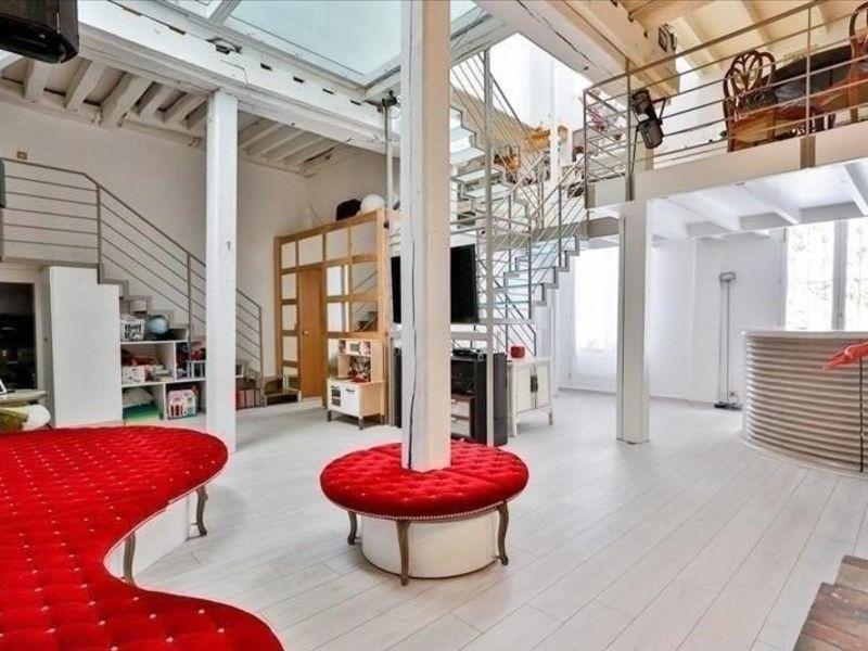 Deluxe sale apartment Paris 3ème 1495000€ - Picture 1