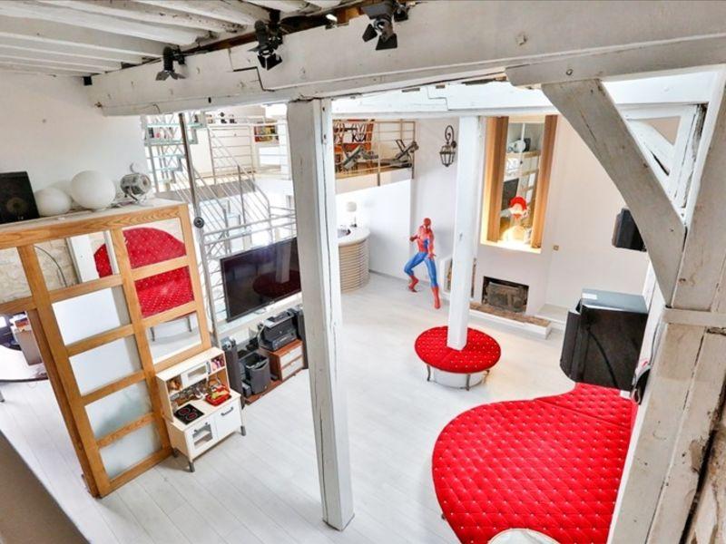 Deluxe sale apartment Paris 3ème 1495000€ - Picture 7