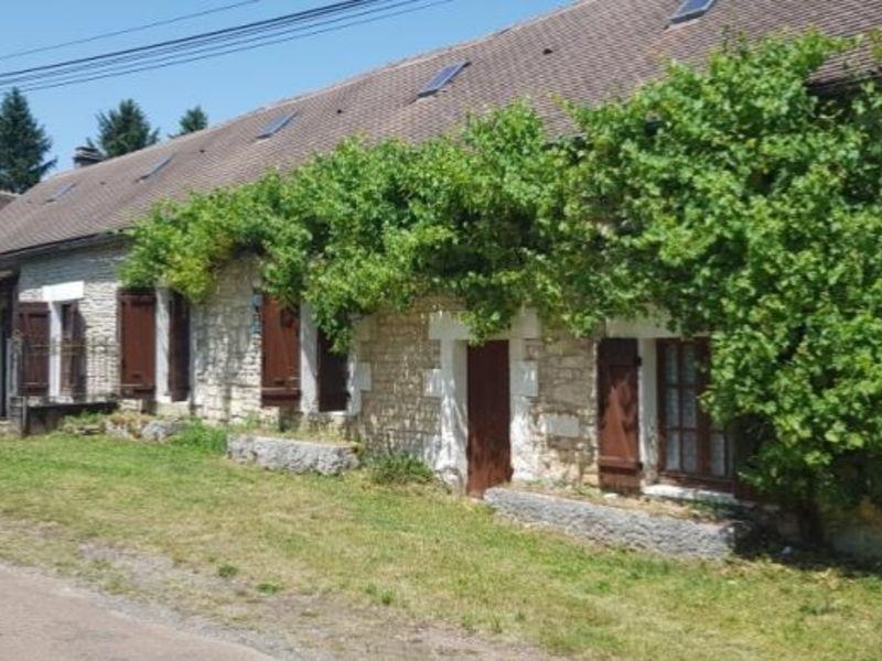 Sale house / villa Sougeres en puisaye 88000€ - Picture 1