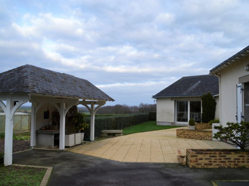 Vente maison / villa Craon 332800€ - Photo 9