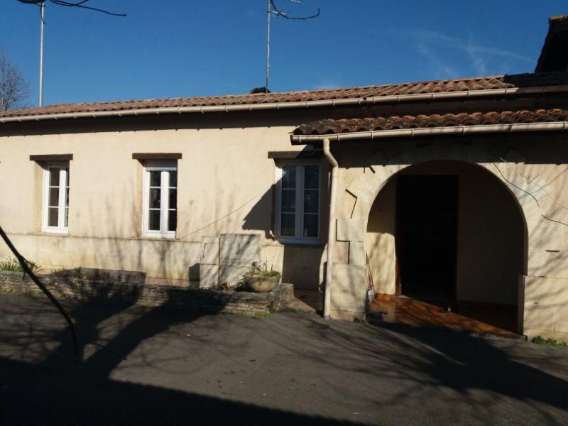 Appartement Villenave D'ornon 3 pièces RDC