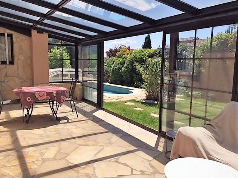 Vente maison / villa Aix en provence 470000€ - Photo 8