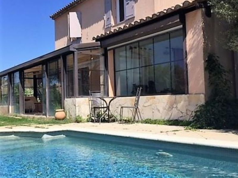 Vente maison / villa Pertuis 470000€ - Photo 1