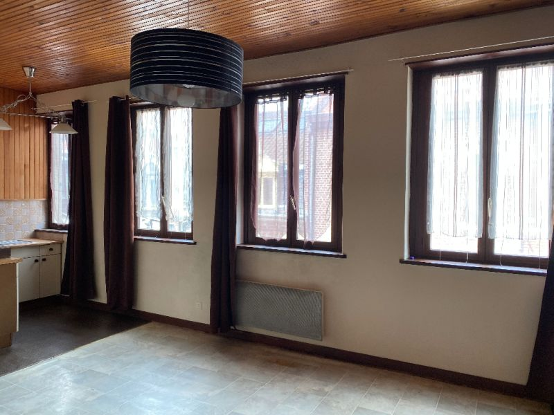 Sale apartment Lille 124500€ - Picture 1