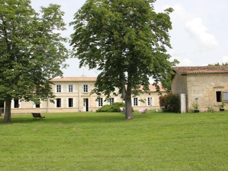Vente maison / villa St andre de cubzac 504000€ - Photo 1