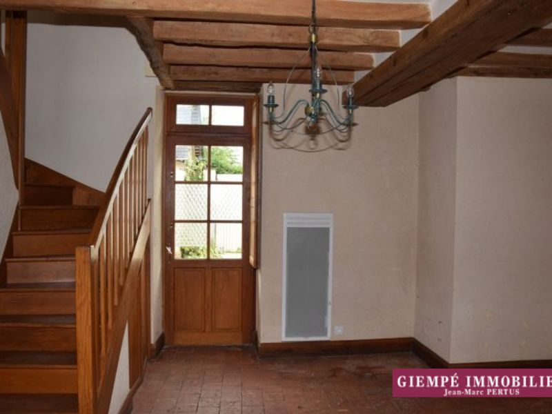 Location maison / villa Chaumont-d'anjou 500€ CC - Photo 5