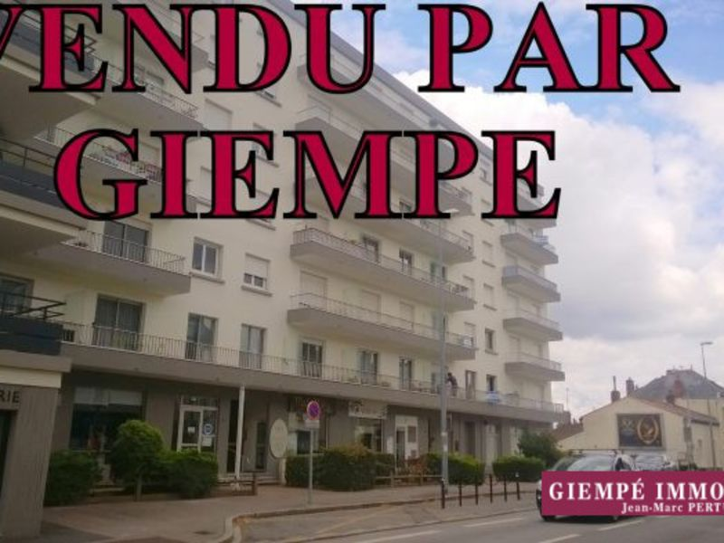 Vente appartement Nantes 115 000€ - Photo 1