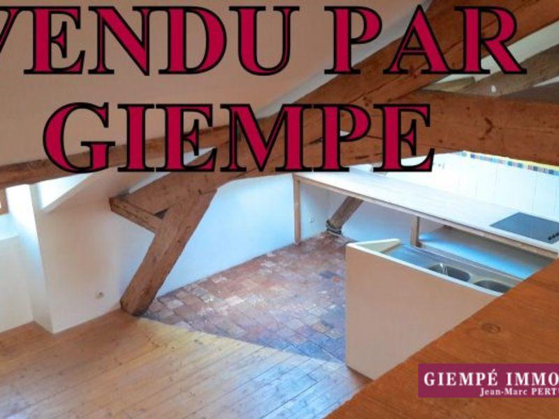 Sale apartment Nantes 125000€ - Picture 1