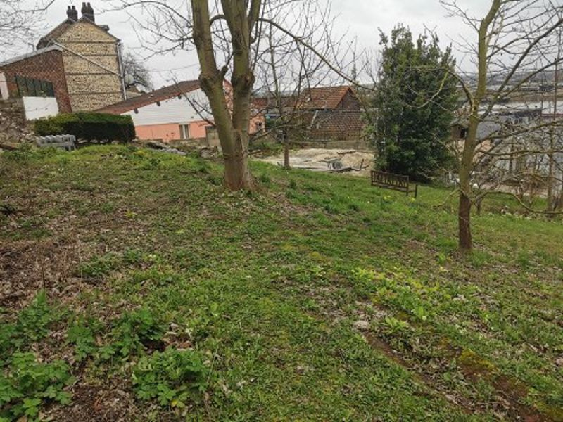 Vente terrain Amfreville la  mi voie 51000€ - Photo 1