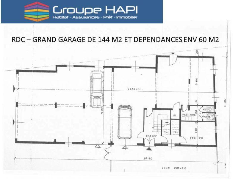 Sale house / villa Gières 469000€ - Picture 1