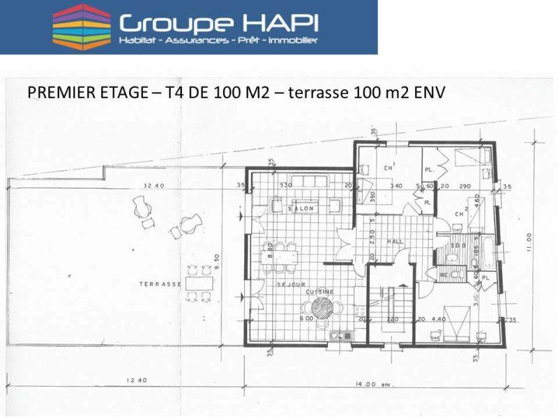 Sale house / villa Gières 469000€ - Picture 2