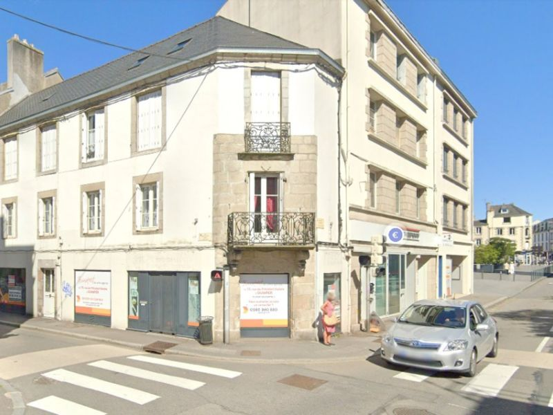 Location local commercial Quimper 3 500€ HC - Photo 1