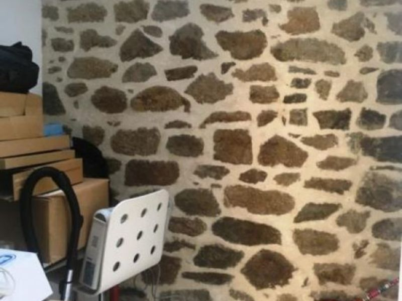 Rental empty room/storage Fougeres 300€ HC - Picture 2