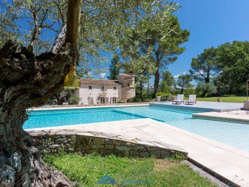 Deluxe sale house / villa Fuveau 1490000€ - Picture 1