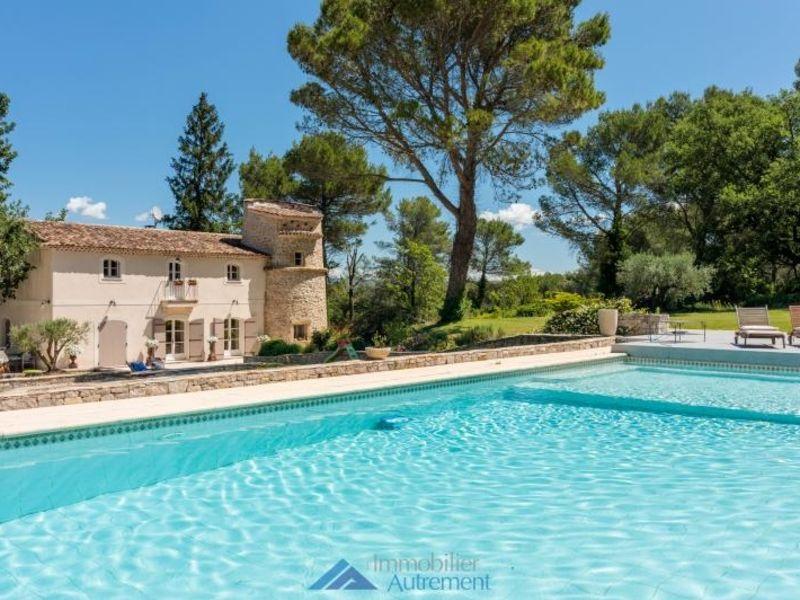 Immobile residenziali di prestigio casa Fuveau 1490000€ - Fotografia 3