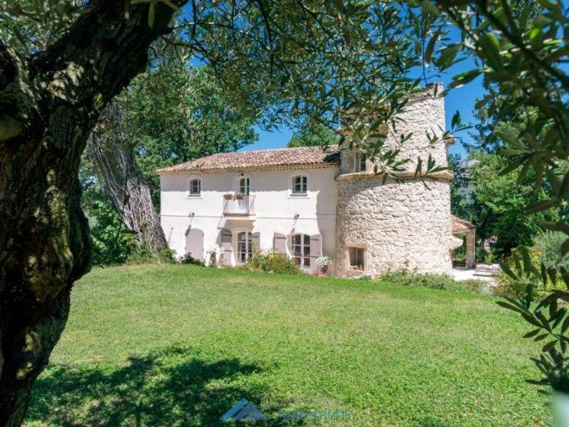 Immobile residenziali di prestigio casa Fuveau 1490000€ - Fotografia 4