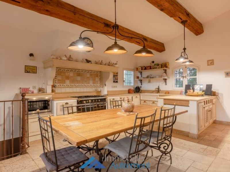 Immobile residenziali di prestigio casa Fuveau 1490000€ - Fotografia 8