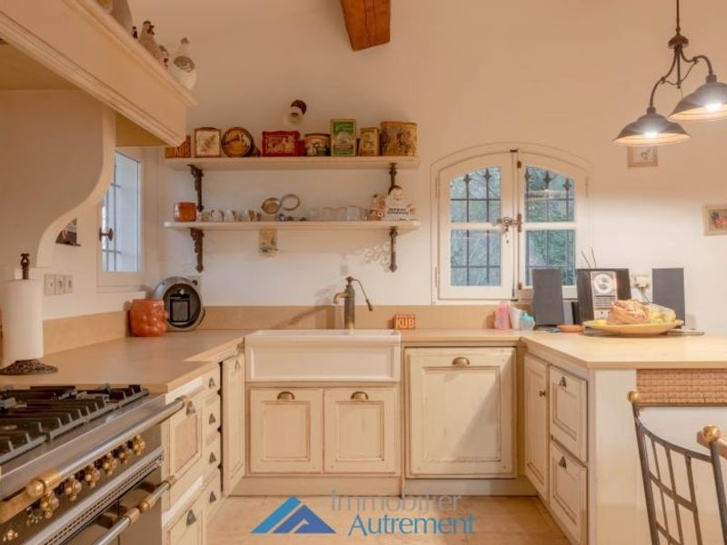 Immobile residenziali di prestigio casa Fuveau 1490000€ - Fotografia 9