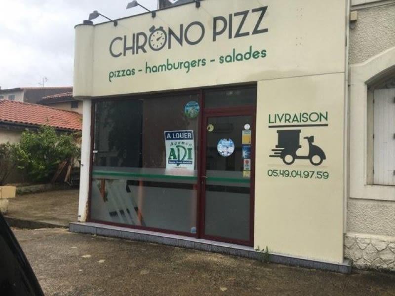 Location local commercial St maixent l ecole 750€ HC - Photo 1