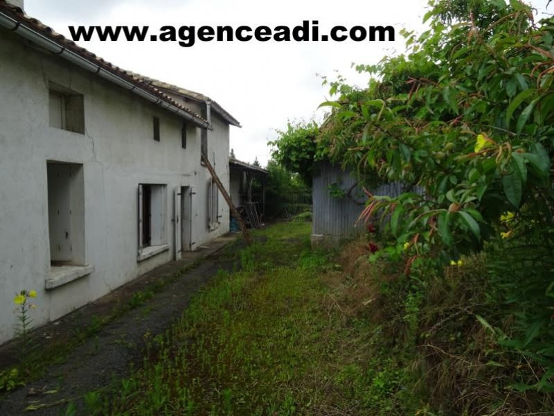 Vente maison / villa La mothe st heray 21950€ - Photo 1