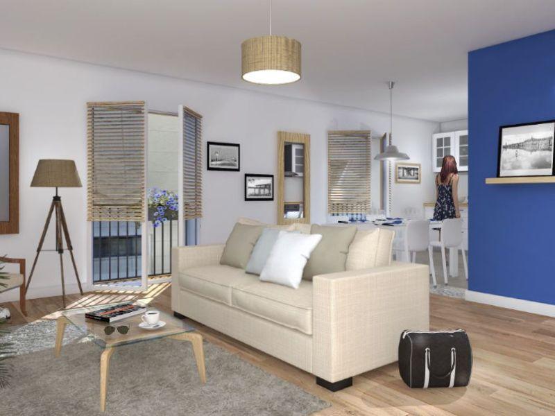 Vente appartement Bordeaux 485000€ - Photo 2